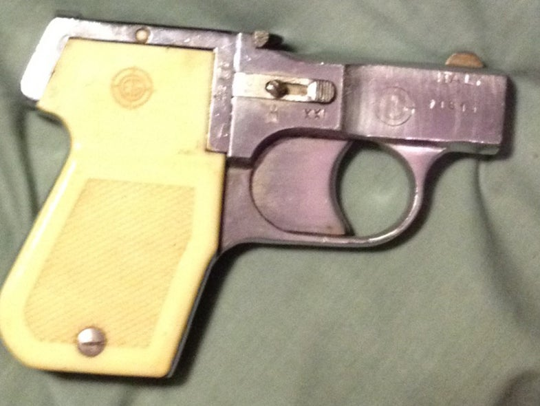 Blasts From the Past: EIG Derringer