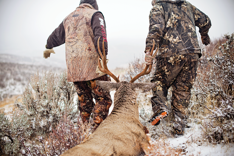 Now Is The Time to Stalk Mule Deer With a Muzzleloader