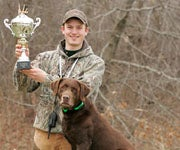 Shed Hunting Dog Super Bowl 2012 Coming to MN