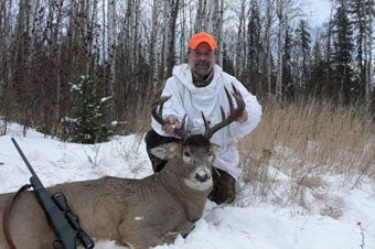Canadian Snow Bucks