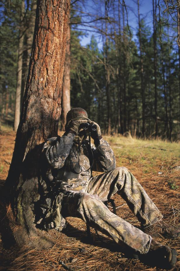 Turkey Hunting: How to Scout With a Spotting Scope and Binoculars