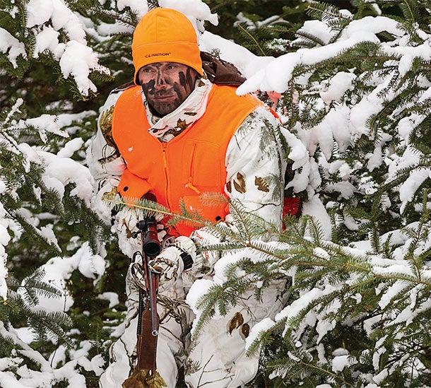 Deer Hunting Tip: Target Thickets For Late-Season Bucks