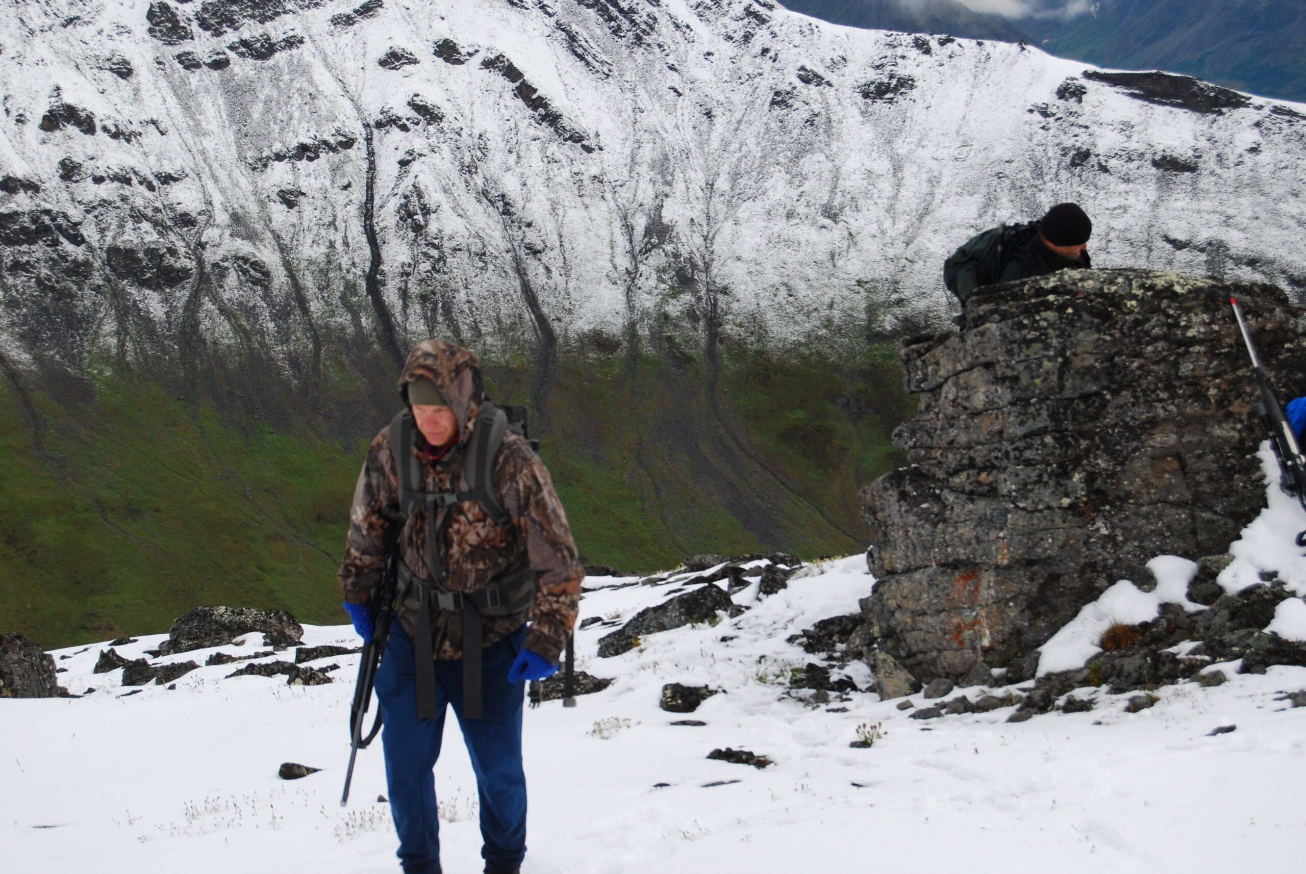 The Ghost of Sheep River: Hunting for a Dall Sheep Ram in Alaska