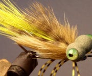 Tie Talk: Tying the Booby Frog Fly (Step-by-Step Photos)
