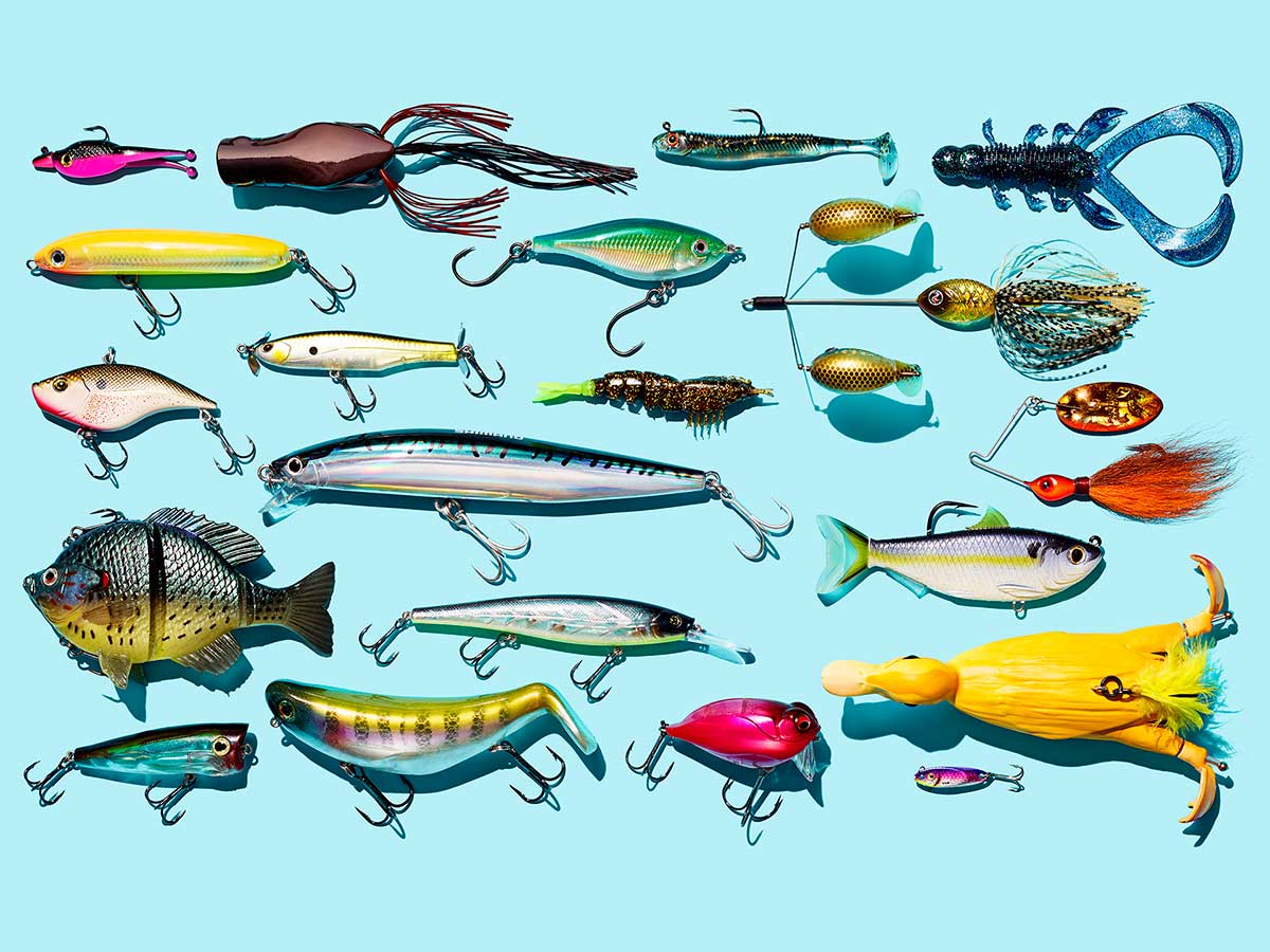 fishing lures, best lures 2017