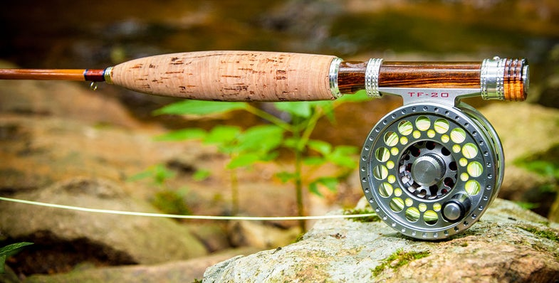 Video: The Toughest Little Fly Reel Around?