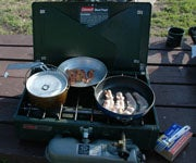 My Favorite Gear: Coleman Dual Fuel Camp Stove