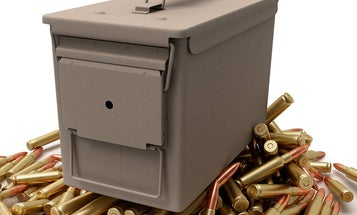 Bargain Hunter: Solid Tactical Steel Ammo Can 42 Percent Off