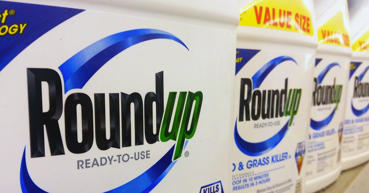 Lawsuit Forces EPA to Study Effects of Roundup and Other Agricultural Chemicals