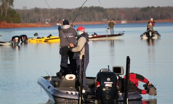 A Warning for Young Bass Tournament Anglers