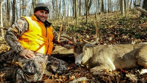 Midwest Rut Report: Second-Rut Action for Ohio Gun Hunters