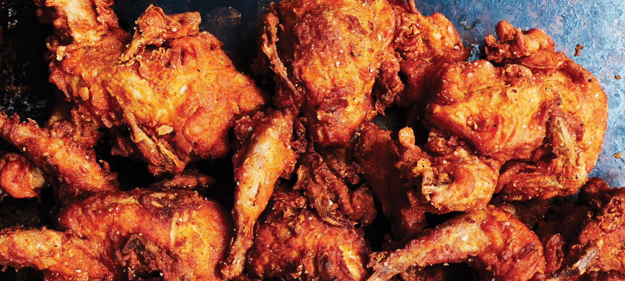 summer fried food recipes
