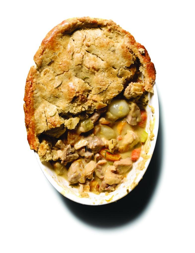 Wild Turkey Recipe: How to Cook Wild Turkey Pot Pie