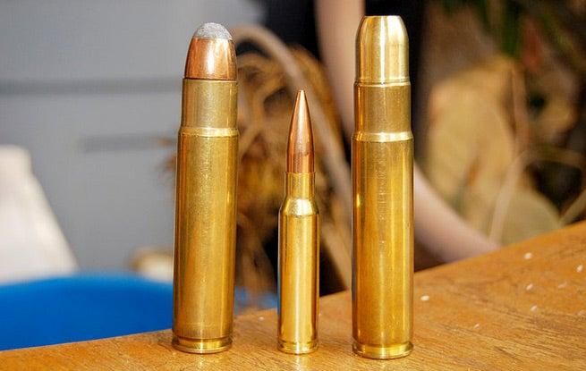 Trex 308 hardest ammo kickbacks