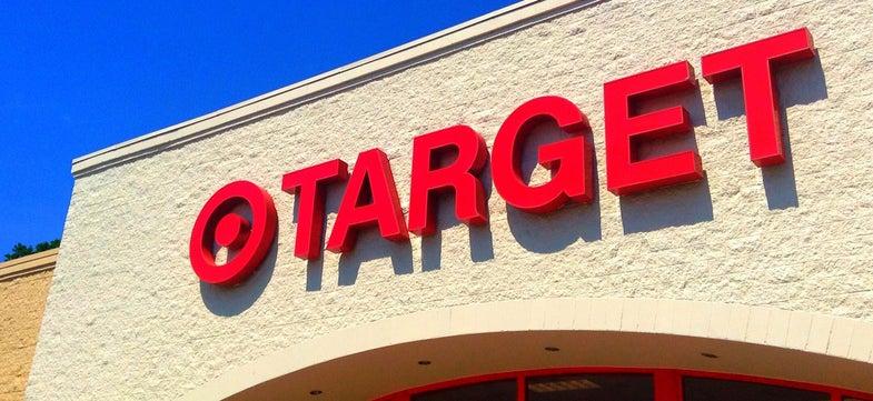 Target, big-box store, building