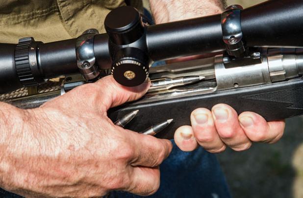 Gun Nut Challenge #5: The Second String