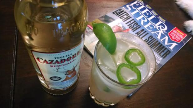Summer Cocktails: The Spicy Paloma