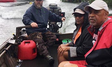 How Three Fishing Guides Risked It All During Hurricane Harvey