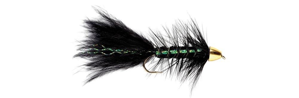 orvis woolly bugger flyfishing lure