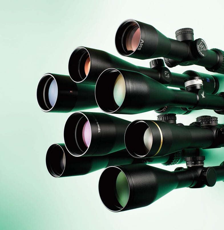 Go-Long Glass: Eight Tactical Hunting Scopes Tested and Reviewed