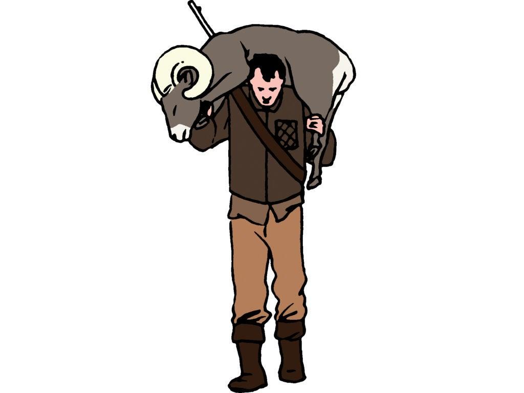 ram hunting guide