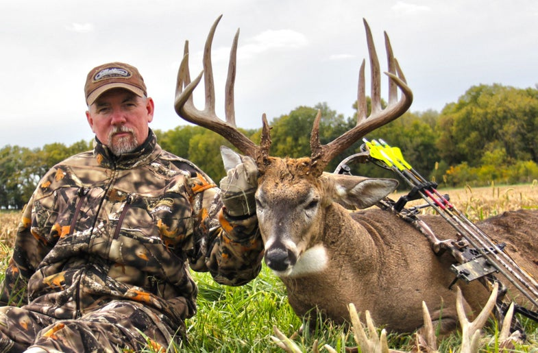 Patience Pays Off With a 6-1/2-Year-Old Illinois Booner Buck
