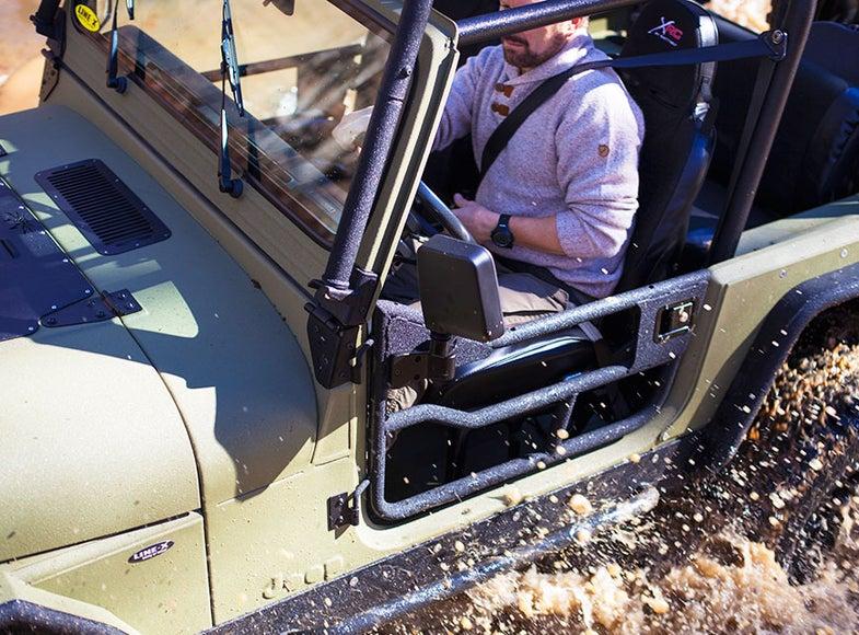 jeep, field test