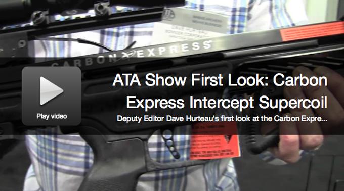 ATA Show First Look: Carbon Express Intercept Supercoil