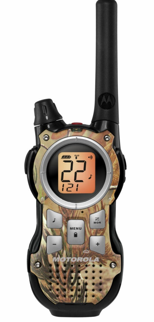 A new hunting walkie-talkie to stay safe on hunts.