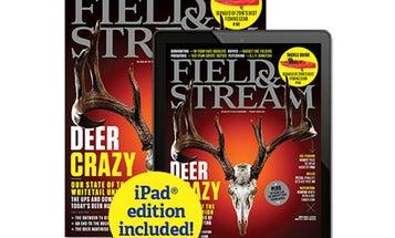 Subscribe to FIELD & STREAM Magazine