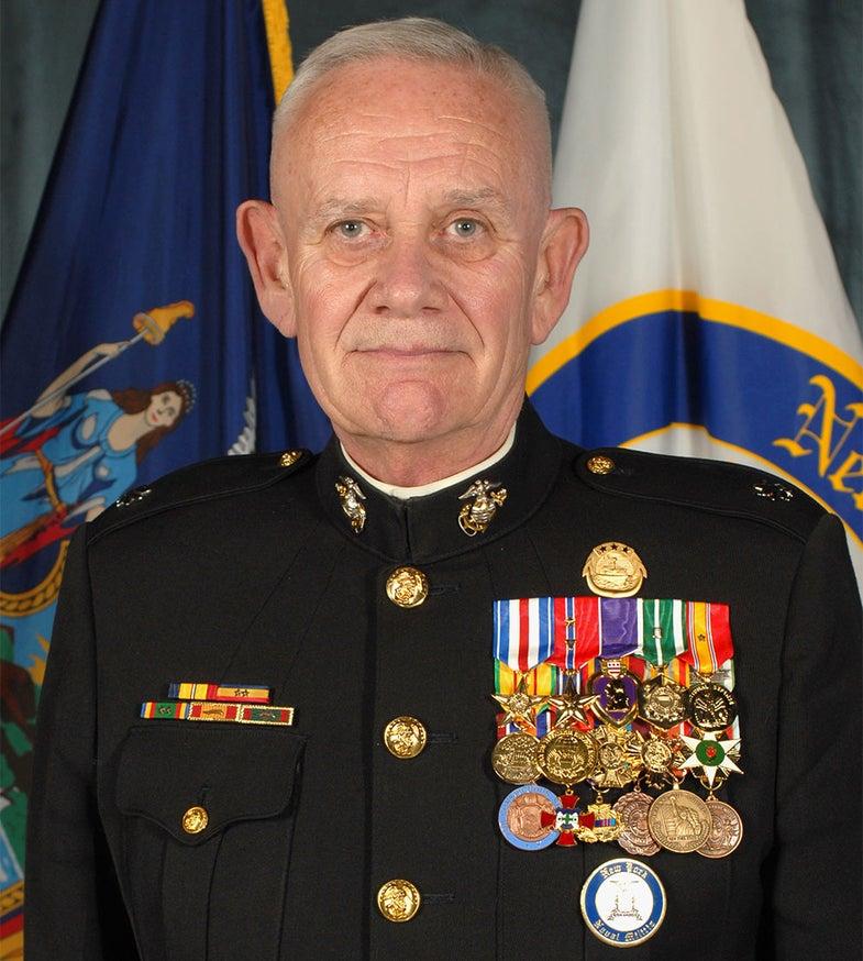 Lt. Colonel Willard F Lochridge IV