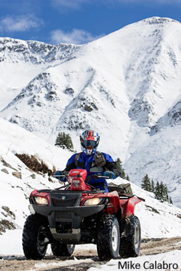 How to Ride ATVs in High Altitude