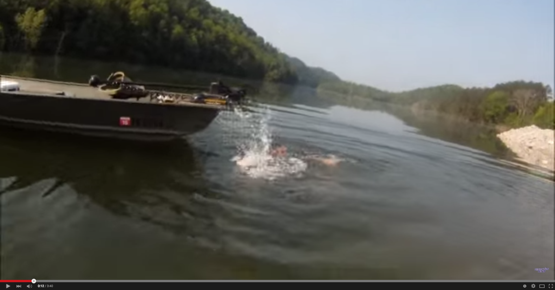 Tennessee Angler Rescues Drowning Man