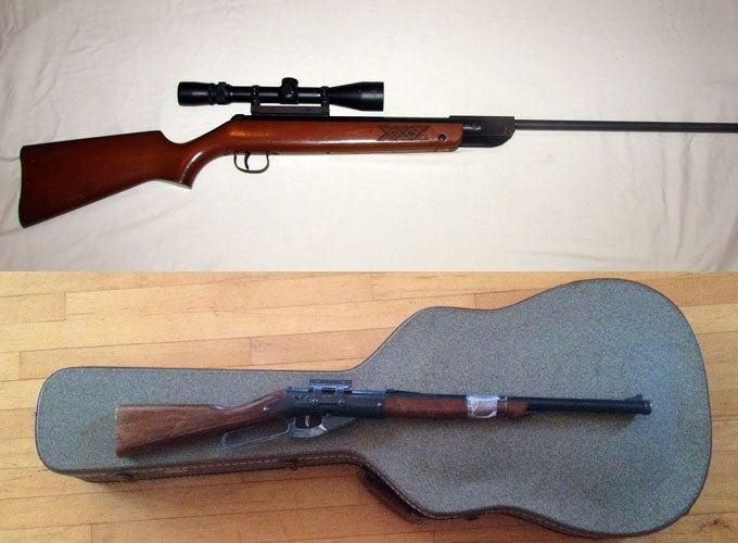Gunfight Friday: Air Gun Duel