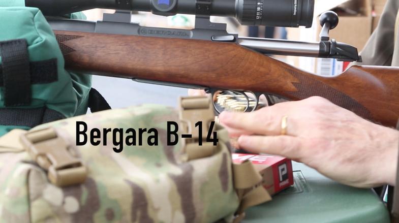 Range-Day Video: Bergara B-14 Performance Rifle