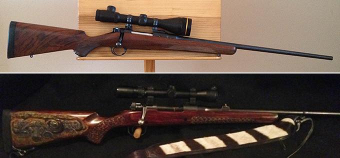 Gunfight Friday: Kimber 8400 vs. Husqvarna Mauser