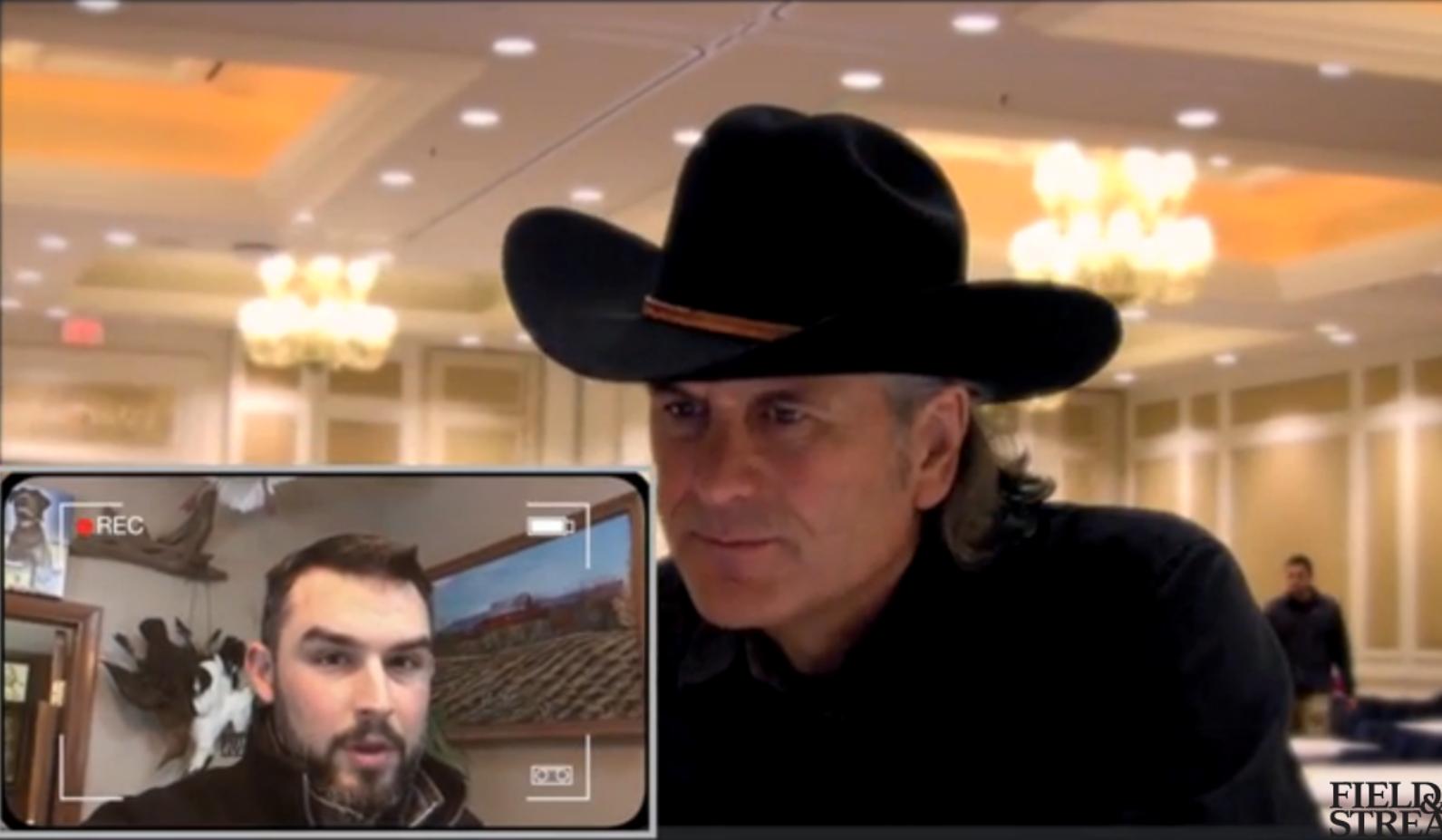 Video Q&A: Jim Shockey on Being a Badass