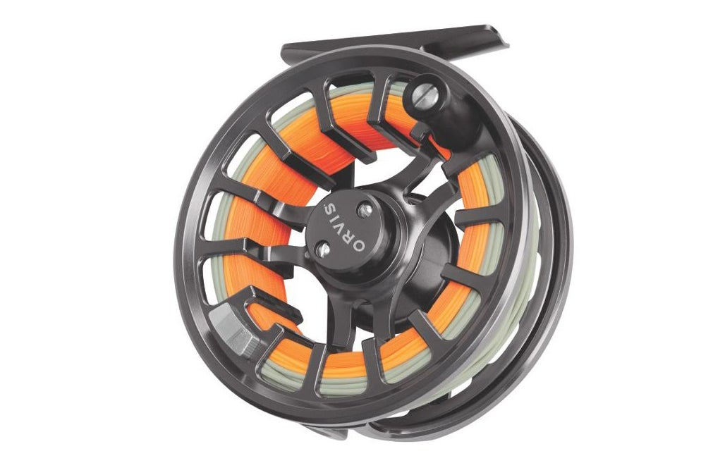 Fly Reel Review: Orvis Hydros SL