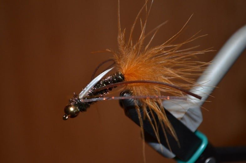 fly fishing, spring flies, best flies for spring, one fly,