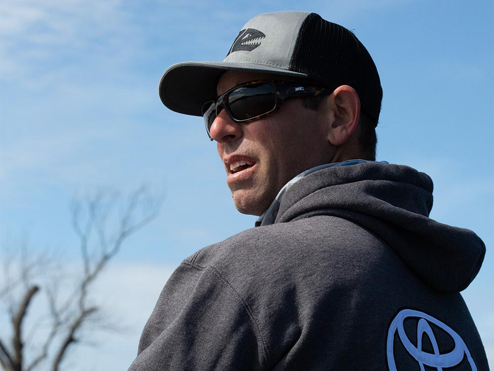 mike iaconelli bass fishing tips