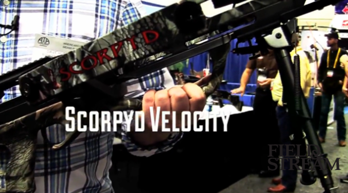 ATA Show First Look: Scorpyd Velocity