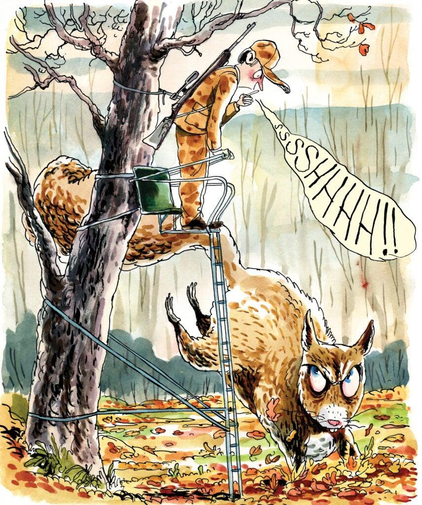 treestand survival