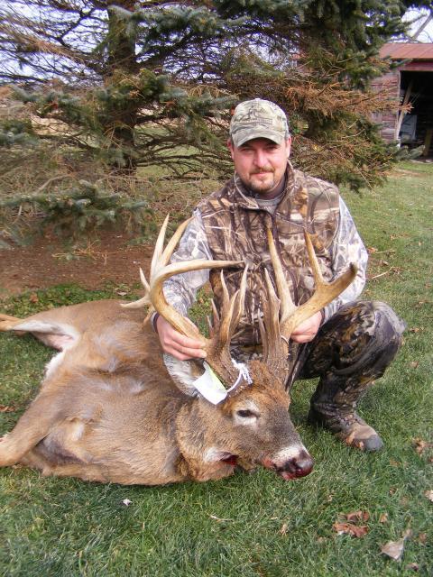 Field & Stream Picks The 50 Best Buck Stories of 2010