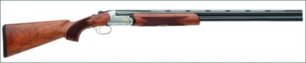 Best O/U Shotgun of 2013: Fabarm Elos Deluxe