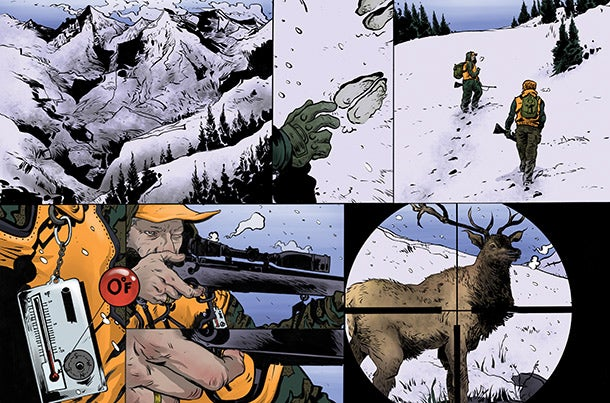Diehards: The Toughest, Coldest Elk Hunt