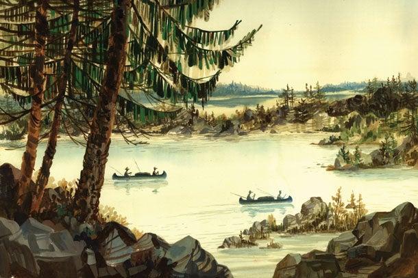 Backcountry Cure: A Paddle Trip Through Quetico Provincial Park