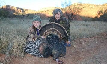 Bonus Report: Emma Ray's First Turkey