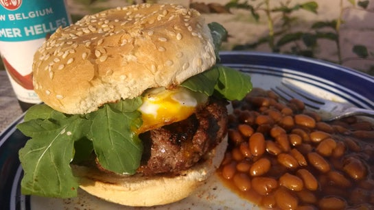 Contest: Share Your Favorite Vension Burger Topping, Win Cooking Gear