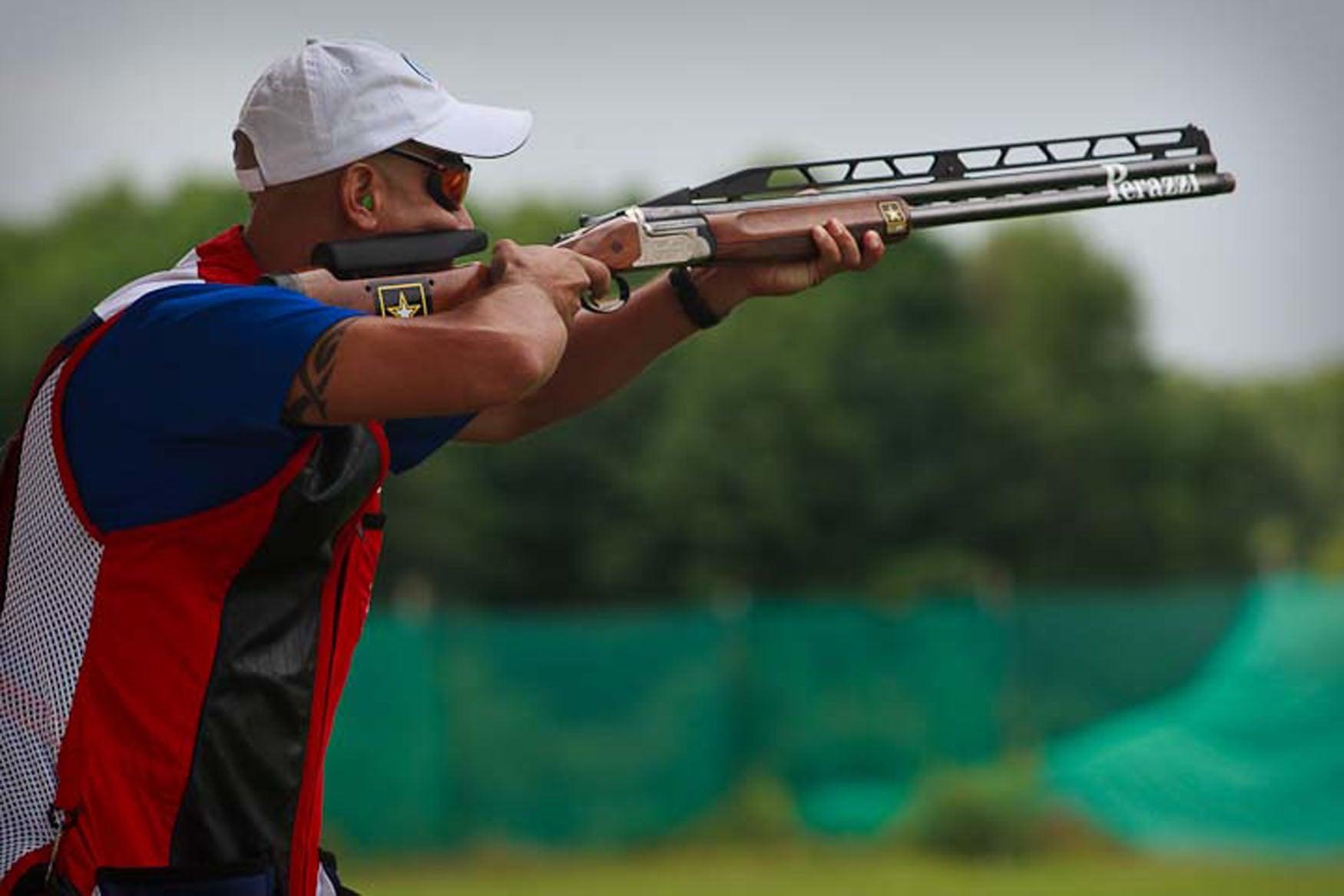 us army marksmanship unit soldier