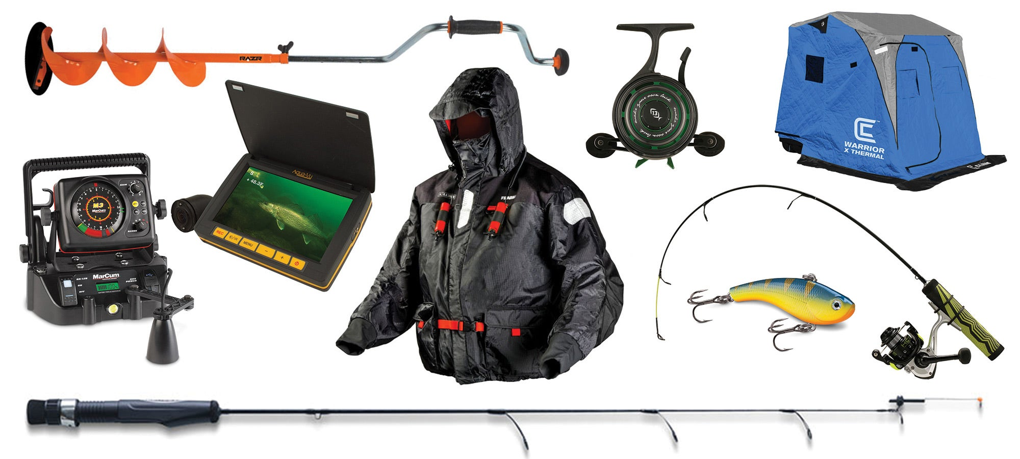 ice fishing gear guide